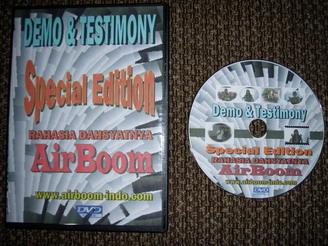 DVD Demo & Testimony Special Edition